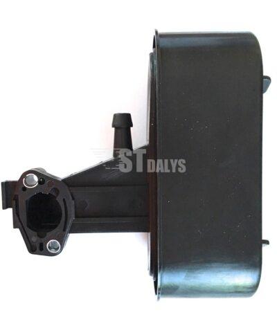 Oro filtro korpusas su filtru Nac