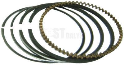 Žiedai - zongshen 190f diametras 90mm žiedo storis 2mm (2vnt.), 2,7mm (1vnt.) Zongshen Originalus kodas: 100003258